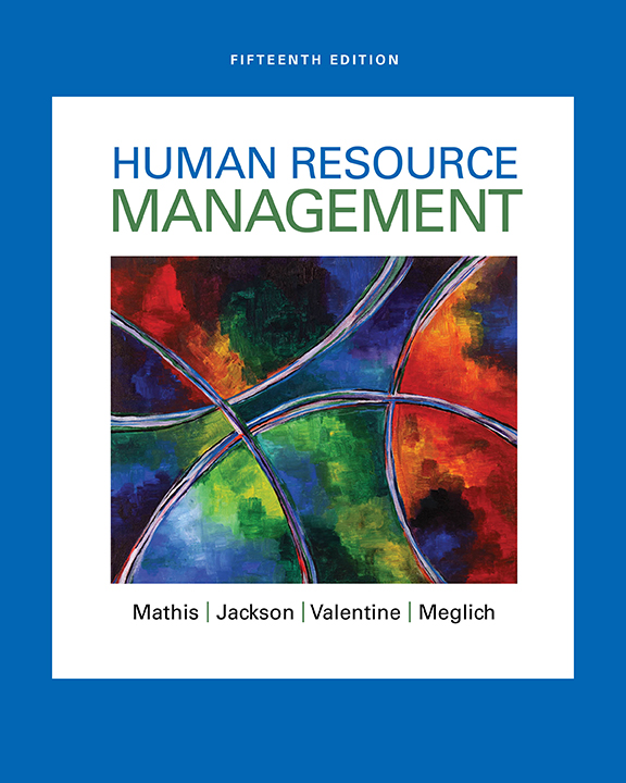 Human Resource Management, 15th Edition